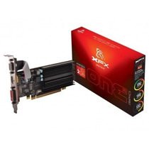 Placa De Video Ati Xfx One 5450 1gb Ddr3 Low Profile Bluesky
