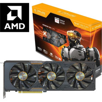 Video Radeon R9 Fury 4gb Ddr5 Gamer Dx12 4k 3d +q Gtx980ti