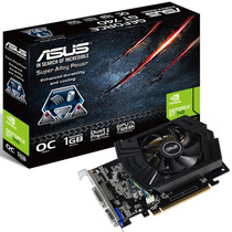 Video Geforce Nvidia Gt 740 1gb Ddr5 Dvi Hdmi Pci-e 3.0 Dual