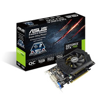 Asus Geforce Gtx750 Oc 1gb Ddr5 Pci-e / Gtx 750