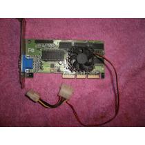 Placa De Video Nvidia Riva Tnt2 M64 32mb