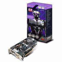 Placa De Video Radeon Sapphire R7 370 2gb Gddr5 Dual-x Oc