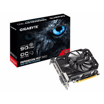 Placa De Video Gigabyte Radeon R7 360 Oc 2gb Gddr5 Dx12