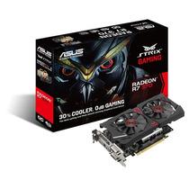 Placa De Video Asus Strix Radeon R7 370 4gb Ddr5 Dx12 4k
