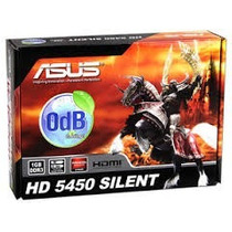 Placa De Video Asus Hd 5450 Silent 1gb Ddr3