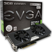 Video Nvidia Geforce Gtx780 Ti 3g Ddr5 3d Hdmi Dvi Gamers