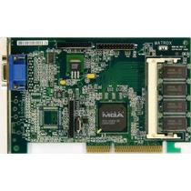 Placa De Video Mga-g200a-d2 Agp