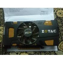 Nvidia Geforce Gtx 550 Ti 1 Gb Zotac - Como Nueva