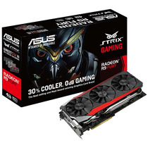 Placa Video Asus Strix Gaming Radeon R9 Fury 4gb Dc 3 Hdmi