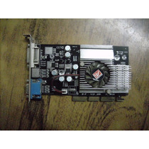 Placa De Video Agp Ati Radeon 9250. No Funciona.