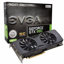 Placa De Video Evga Geforce Gtx 980 4gb Cooling Xtreme Sc