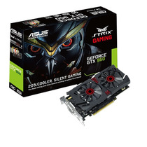 Placa De Video Asus Gtx950 Strix 2gb Ddr5 Gtx 950 Gaming