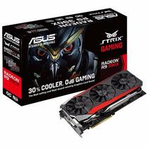 Placa Video Asus Strix Gaming Radeon R9 390x 8gb Oc Dc 3