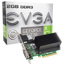 Video Geforce Nvidia Gt 730 2gb Ddr3 Dvi Hdmi Pci-e 16x 3.0