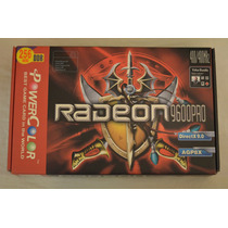 Ati Radeon 9600 Pro 256 Mb - Agp 8x - Powercolor