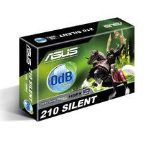 Asus Geforce G210 Silent 1gb Ddr3 Hdmi - Todopcweb