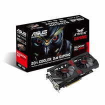 Placa De Video Asus R9 380x 4gb Strix Oc Gaming