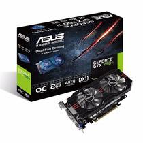 Placa Video Evga Gtx 750 Ti 2gb Gddr5 Hdmi Dvi Geforce Pci E