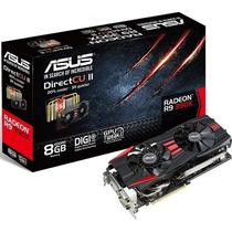 Video R9 390x Strix 8 Gb Gddr5 Asus
