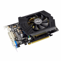 Placa De Video Asus Geforce Gtx 750 1gb Ddr5 Gtx750 Hdmi