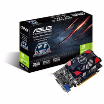 Placa De Video Asus Pcie Gt740 2gb Csm Ddr3 Hdmi Dvi
