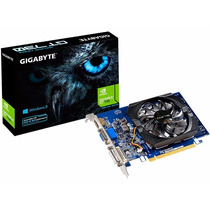 Placa De Video Gigabyte Geforce Gt 730 1gb Ddr3 Hdmi