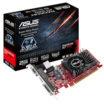 Placa Video Asus Radeon R7 240 2gb Ddr3 Pci-e 3.0 Hdmi Dvi