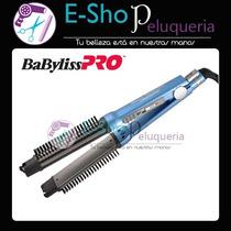 Plancha Y Cepillo De Pelo Omni Styler 8125 Babyliss Pro