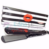 Plancha Wet Dry Babyliss Pro 2073 Kiss Limited Edition
