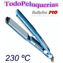 Planchita Babyliss Digital Nano Titanium Alta Temper. 230ºc