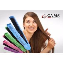 Planchita De Pelo Gama Ceramic Ion - Colors Edition