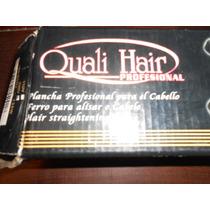 Planchita Para El Pelo Quali Hair Funciona Perfecto!!