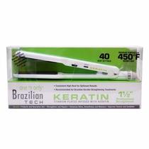 Planchita Brazilian Tech Titaniun Keratin Nueva Importada