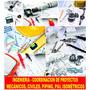 Planos Dibujante Proyectista Freelance Diseño Mecanico Pipin