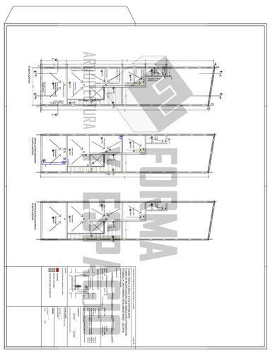 Planos Municipales - Mensura Subdivision - Arq Y Agrim Uba