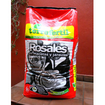 Sustrato Para Rosales Y Jazmines - Envases De 50 Lts