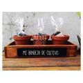 Bandeja De Cultivo Simple-rúcula Design-regalo Eco-friendly