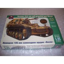 Cañón Autopropulsado Wespe - Ark Models - 1/35