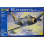 Revell 1/48 Canadair Cl-13 Sabre Mk 6 F-86 F-40 Argentino