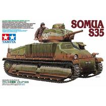 Somua S35 Tamiya 35344 Escala 1/35