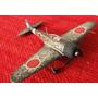 Avion Caza Japones Nakajima Ki27 Nate Ii Guerra Mundial