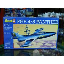 Maqueta Avion F 9 F Panther 1/72 Revell 4286