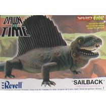Sailback Dimetrodon Laughdalus Revell 85-6511