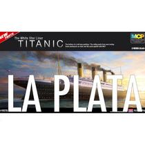 Rms Titanic 1/400 Academy 14215 Maqueta Grande La Plata