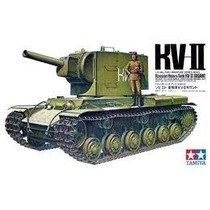 Kv - Ii - Escala 1/35 Kit Tamiya -