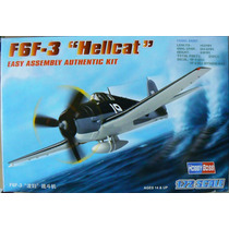 Hobbyboss 1/72 F6f-3 ¨hellcat¨ Easy Kit