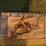 Helicoptero Mil Mi 24v Hind E Rev 4839