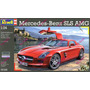 Auto Revell Mercedes-benz Sls Amg P/armar 1:24 Kit 07100