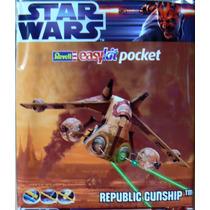 Revell 1/172 Star Wars Republic Gunship Easykit Pocket