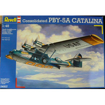 Revell 1/48 4507 Consolidated Pby 5a Catalina Aviacion Naval